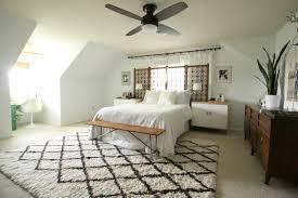 bedroom industrial ceiling fans black ceiling fan flush mount