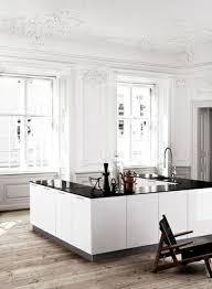 u form küche ornamenten decke küche freistehend