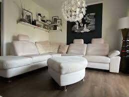 eckcouch wohnzimmer beige inkl 4kissen in mecklenburg