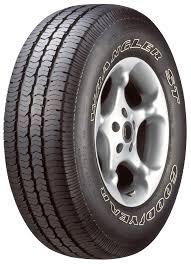 Goodyear WRANGLER ST Tire - P235/75R16 106S OWL