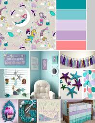 Little Mermaid Bathroom Accessories Uk by Nursery Beddings Mermaid Bedding Toddler In Conjunction With
