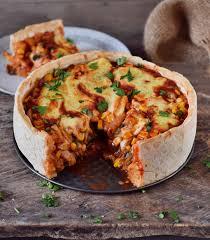 pizza kuchen aus der springform vegan und glutenfrei