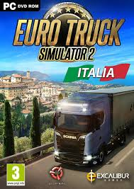 Download Game Euro Truck Simulator 2 Italia Full Version (CODEX)