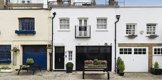 100 Mews Houses The House From Humble Beginnings To A London Property
