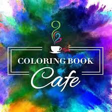 Coloring Book Cafe Bot For Facebook Messenger