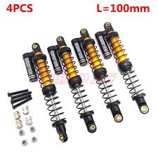 100 Truck Shock Absorbers Detail Feedback Questions About 110 Rc Rock Aluminum 100MM