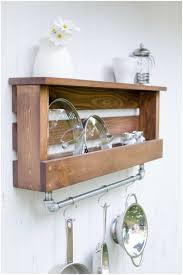 Full Image For Rustic Industrial Shelf Manchester Farmhouse Wall