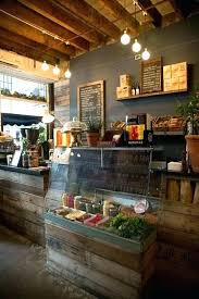 Wedding Rustic Decor Marvelous Store Cafe Shop Design