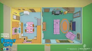 100 Family Guy House Plan Robert Berrier Samsung AR Experience