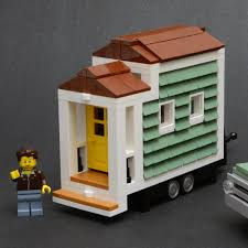 100 Small Lego House LEGO MOC22021 Tiny Chevrolet C10 Town City 2019