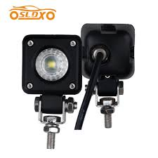 SLDX 3inch 10w Square Off Road Led Work Light Lamp For Truck Pickup ... China High Intensity Bridgelux Led Truck Work Light Gf006z03 Pair Of New 7x6 54w Led Headlight Square Car Small 26 10w Offroad Auto Lamp Suv 700lm 240w Bar Boat Tractor 4x4 4wd Suv Lights For Trucks Jinchu Work Light Halogen Offroad Atv Truck Quad Flood Lamp 18w 6x 5 Inch 45w 3300lm 15x Leds Dc 1030v 4wd 7inch Spot Beam 36w Trucklites Signalstat Line Now Offers White Auxiliary Lighting 2pcs 10w Motorcycle Bicycle Spot 30 Degree Amazonca Accent Off Road