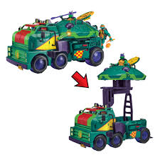 100 Tmnt Monster Truck Rise Of TMNT Toys Are Out They Look Like By NuvaPrime On