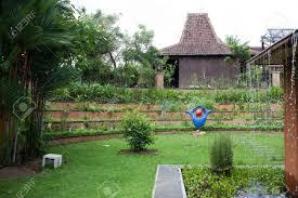 100 Ubud Garden Botanical In Bali Indonesia Stock Photo Picture And