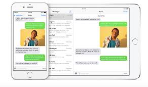 Yosemite & iOS 8 How to Set up and use SMS Relay