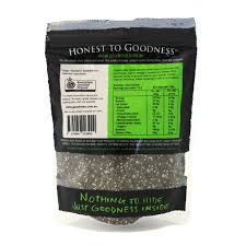 Organic Pumpkin Seeds Australia by Buy Honest Organic Seed Black Chia 250g From Harris Farm Online