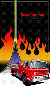 Brochure With Fire Engine Against Flaming Background With Zipper ... Fireman Clip Art Firefighters Fire Truck Clipart Cute New Collection Digital Fire Truck Ladder Classic Medium Duty Side View Royalty Free Cliparts Luxury Of Png Letter Master Use These Images For Your Websites Projects Reports And Engine Vector Illustrations Counting Trucks Toy Firetrucks Teach Kids Toddler Showy Black White Jkfloodrelieforg