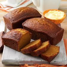 Maine Pumpkin Bread by Delicious Pumpkin Bread Recipe Taste Of Home