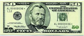 A New Face For The 50 Bill