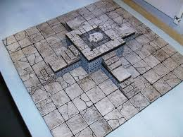 3d Printed Dungeon Tiles by 70 Best Dungeoncrawl Images On Pinterest Game Terrain Hirst
