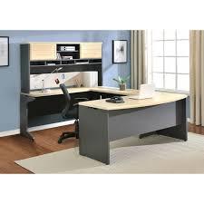 Altra Chadwick Corner Desk Dimensions by 100 Altra Chadwick Collection L Desk And Hutch Realspace