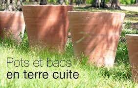 poterie ravel pour extérieur et intérieur bac pot terre cuite