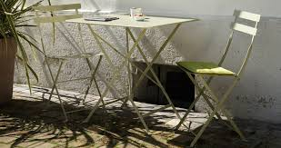 Fermob French Bistro Chairs by Bistro Metal Chair Outdoor Furniture