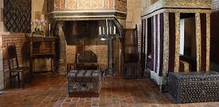 die historischen gemächer domaine de chaumont sur loire