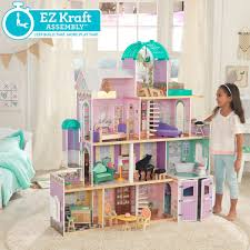 Barbie Dream House Toys For Girls Dubai UAE