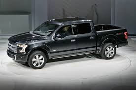 100 Ford 4 Door Truck 2015 F150 First Look MotorTrend