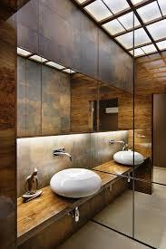 elegantes zeitgenössisches bad bild kaufen 11357628