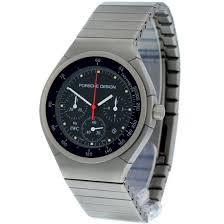 Porsche Design by IWC Sportivo Chrono Watch 3743 Ref