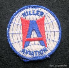 100 Hiller Aviation Food Trucks HILLER AVIATION EMBROIDERED SEW ON ONLY PATCH AIRCRAFT MUSEUM