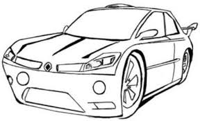 Coloring Sheets On Race Car Pages Lab