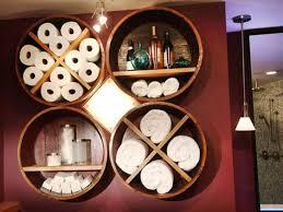 Bathroom Wall Shelves With Towel Bar by Bathroom Wall Storage Shelf Stylish Bathroom Furniture With