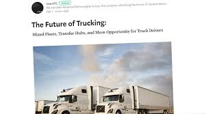 100 Weekend Truck Driving Jobs How Autonomous S Could Lead To More Not Fewer