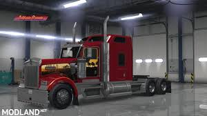 California Dreamin Custom Skin - Kenworth W900 Mod For American ... Custom Body Trucks Tif Group Big Truck Sleepers Come Back To The Trucking Industry The Worlds Most Recently Posted Photos Of Custom And Daycab Ergon Spectrum Pating User Blogacorntwilightsparkletrucking Is Magic Pete 389 Pictures Free Rig Show Semi Tuning Photos Truckfax Freightliner Argosy Build Company Best Image Kusaboshicom Cappello Rac Home Facebook Nice Youtube