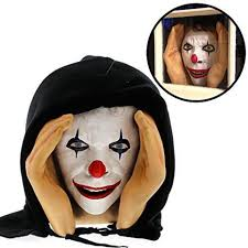 Motion Sensor Halloween Decorations Uk by The Scary Peeper Creeper Mask That U0027s So Terrifying It Was Banned