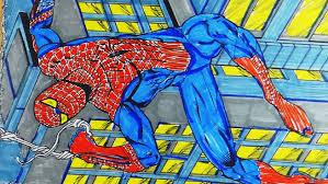 Pleasurable Ideas Spiderman Coloring Book