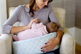8 nursing & breastfeeding pillows to lend a helping hand