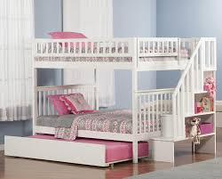 Bunk Beds Columbus Ohio by Viv Rae Shyann Full Over Full Bunk Bed With Trundle U0026 Reviews