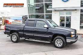 100 2007 Chevy Truck For Sale Used Chevrolet Silverado 1500 Classic Perrysburg OH
