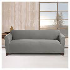 stretch maya sofa slipcover sure fit target