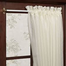 Making A Swing Arm Curtain Rod by Sears Curtain Rods Curtain Design Ideas