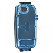 KELIMA IPX8 Waterproof Case for IPHONE 6 PLUS 7 PLUS Blue