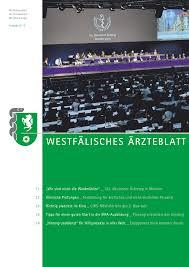 Dieter Knoll Kã Che Planen Westfälisches ärzteblatt