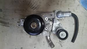Truck Water Pump With Thermostat And Tensioner - LS1TECH - Camaro ... Chevrolet S10 Truck Water Pump Oem Aftermarket Replacement Parts 1935 Car Nors Assembly Nos Texas For Mighty No25145002 Buy Lvo Fm7 Water Pump8192050 Ajm Auto Coinental Corp Sdn Bhd A B3z Rope Seal Ccw Groove Online At Access Heavy Duty Forperkins Eng Pnu5wm0173 U5mw0173 Bruder Mack Granite Tank With 02827 5136100382 5136100383 Pump For Isuzu Truck Spare Partsin New Fit For 196585 Datsun Ute Truck 520 521 620 720 Homy 21097366 Ud Engine Rf8 Used Gearbox Suzuki