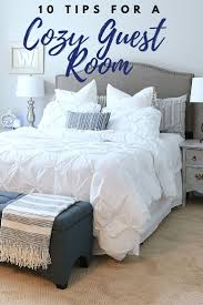 10 Must Haves For A Cozy Guest Room Bedroom ColorsGuest DecorGuest