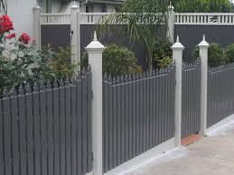 Decorative Garden Fence Posts by 50 Best Diy Fencing Images On Pinterest Fencing Melbourne And