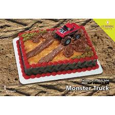 Monster Truck DecoSet® 1/4 Sheet Cake Decorating Instructions | DecoPac Homey Inspiration Monster Truck Cake 25 Birthday Ideas For Boys Cakes Amazing Grace Cakes Decoration Little Truck Cake With Chocolate Ganache Mud Recreation Of Design Monster Hunters 4th Shape Noah Pinterest Cakescom Order And Cupcakes Online Disney Spongebob Dora Congenial Fire Photos