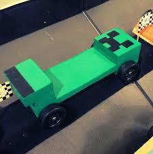 Creeper Pinewood Derby Car